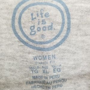 Life Is Good Tops - Life Is Good T-shirt